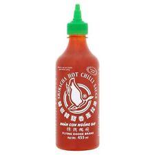 Flying Goose Brand-Sriracha Hot Chili Sauce - 455ml bottiglia di plastica