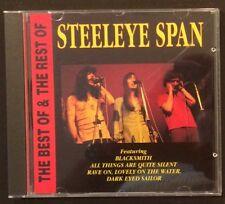 Steeleye Span- The Best Of & The Rest Of- CD