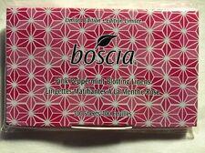 Boscia Pink Peppermint Blotting Linens 100 Sheets Natural Abaca Leaf Fiber