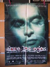 A4492  ABRE LOS OJOS  Eduardo Noriega,  Penélope Cruz,  Drt Alejandro Amenábar