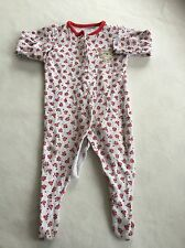 Baby Girls Clothes 3-6  Months- Cute  Babygrow Sleepsuit