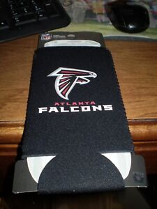 Atlanta Falcons  24 ounce  KOOZIE  HOLDER Holds Big Cans or Soda Bottle