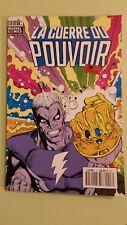 comics la guerre du pouvoir n°3