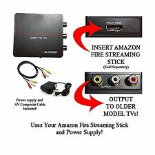 HDMI Converter for Amazon Fire Streaming Stick Google Chromecas... Free Shipping