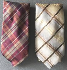 Lot de 2 Cravates