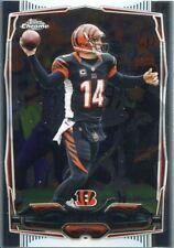 Topps Chrome Football 2014 Veteran Card #85 Andy Dalton - Cincinnati Bengals