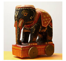 Indian Elephant on wheels!