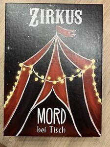 Mord Bei Tisch: Zirkus - Krimidinner