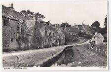Gloucestershire; Bibury, Arlington Row RP PPC, Unposted, By Photochrom - 2