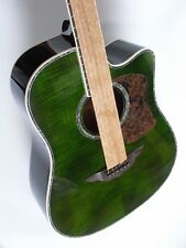 Keith Urban Player Edition Acoustic Guitar Package ... Military Green!