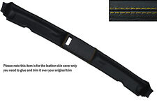 YELLOW STITCH TOP ROOF PANEL SKIN COVER FITS BMW E30 3 SERIES 84-93 CONVERTIBLE