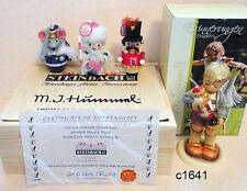 Hummel Goebel Nutcracker Sweet Set Hum 2130 TMK 9 Figurine Germany - New In Box