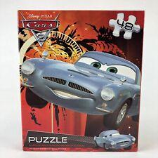 Disney Pixar Cars Jigsaw Puzzle 48 Piece ***BRAND NEW & SEALED***