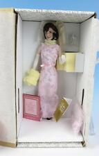 NIB Jacqueline Kennedy Paris Lights Porcelain Portrait Doll Franklin Mint