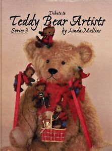 American & International Teddy Bear Artists - Biographies Creations  / Book