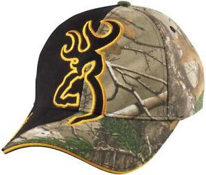 Browning Big Buckmark Hat Realtree Xtra