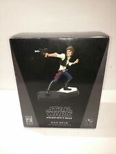Star Wars Animated Han Solo Limited Edition Maquette Gentle Giant 1131/3000