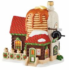 Department 56 North Pole Village Sizzlin' Griddle Building Figurine 4050965 New