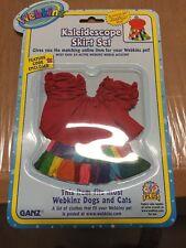 Webkinz Clothing Kaleidoscope Skirt Set With Online Code From Ganz Plush