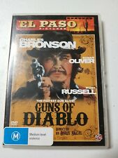 DVD - Guns Of Diablo Region 4 Kurt Russell