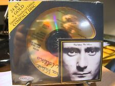 24K Gold CD Audio Fidelity AFZ-084 Phil Collins Face Value Sealed 4950/5000