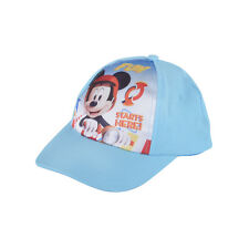 Girls Boys Disney Character Baseball Hat Childrens Kids Sun Peak Summer Cap Mickey Mouse Option 2