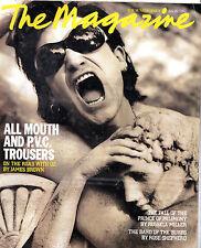 U2 - INSIDE THE WEIRD, WEIRD WORLD OF ZOOROPA!  -  Q MAGAZINE (September 1993)