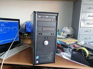 Dell Optiplex 755 Desktop boots to bios intel core 2 duo @3.00 GHZ 1GB RAM (678)