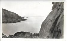 Caer Bwdy Bay, Pembrokeshire nr St. David's - RP postcard by Mendus