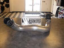 2003-04 6.0 Diesel OEM Ford CAC Intake Elbow Tube Upgraded Metal Design