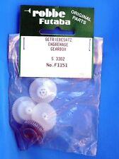 Robbe Futaba ingranaggi gearbox S3302 F1151 modellismo