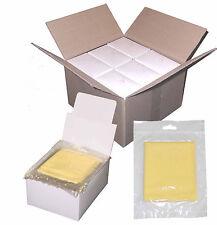 TACK CLOTH - 10 cs Commercial Quality 24/20 mesh, no VOC & non-drying tack
