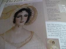 3pg Alexandra Koukinova Doll MAGAZINE Article / FAIRY TALE WORLD/Heather Meledin