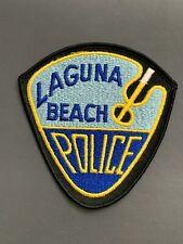 LAGUNA BEACH CALIFORNIA POLICE PATCH