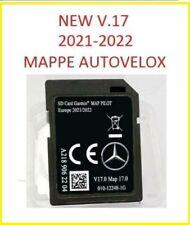 SD STAR1 MAPPE V17 2021/22 MERCEDES  GARMIN MAP PILOT 2021/22 FULL EUROPA