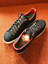 NEW MENS PUMA CLYDE GCC BLACK RED LIMITED EDITION FRASIER FASHION CASUAL SH