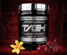 Scitec Nutrition T/GH Testosterone 300g Cherry-Vanilla DAA, Amino, L-Carnitine