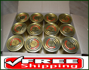"""Packaging 24 PCs Russian army canned beef stew""""tushonka"""" Weight(18.51oz)"""