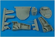 Aires 1/32 F8F-1 Bearcat Wheel Bay for Trumpeter kit # 2073