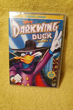 NEW/SEALED 3 DVD SET! DISNEY'S DARK WING DUCK VOL. 2! 27 EPISODES + FAST SHIP!