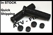 ltz 400 handle grips fly lock-grip handlebar locking grips lock grip atv grip