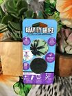 ReTrak Gravity Gripz 2 Pack Kickstand Phone Grip NEW (Black & Palms)
