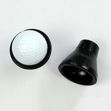 Golf Ball Retriever Portable Rubber Picker Pick Putter Finger Suction Cup Tools