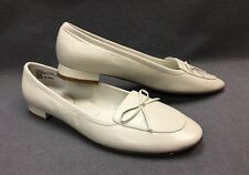 NICKELS SOFT LEATHER T-ZAKO SLIP ON CASUAL LOAFER MOCASSIN WOMENS SIZE 8 1/2 M