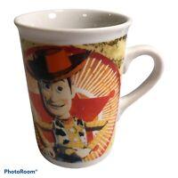 "Disney Pixar Toy Story Woody Coffee Mug Cup ""Your My Favorite Deputy"" 10 Oz."