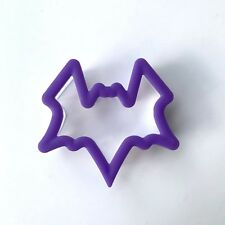 Wilton Bat Grippy Cookie Cutter Halloween Play Doh Baking