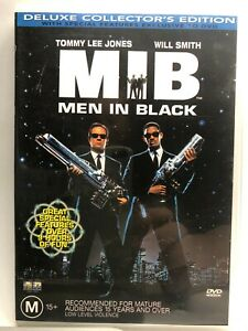 MIB - Men in Black - DVD - AusPost with Tracking