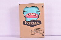 "Fuggler 9"" Funny Ugly Monster Wide Eyed Weirdo Collectible Plush, Teal"