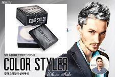 Silver Ash Hair Color Wax 90ml Temporary Gray Hair Wax - Easy Grey Hair wax
