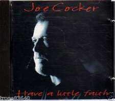 CD-LP JOE COCKER/..HAVE A LITTLE FAITH../CD ALBUM LP